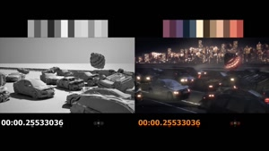 جلوه های ویزه سینمایی - جلوه های بصری - جلوه های ویژه - VFX