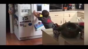 دوربین مخفی  شوخی با کودکان 2