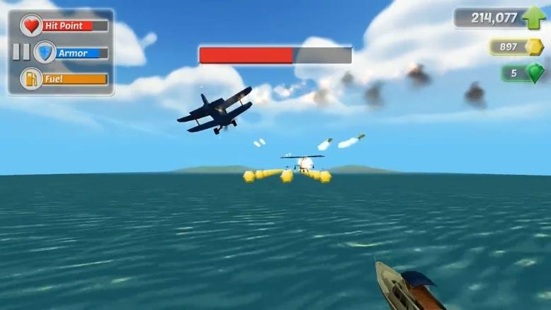 تریلر بازی موبایل Wings on Fire