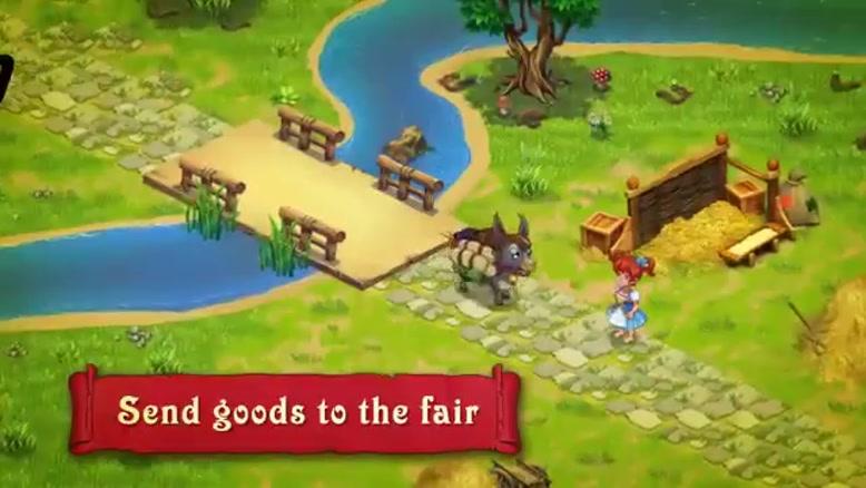 تریلر بازی موبایل  Farmdale