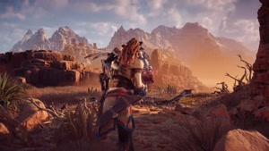 بازی Horizon Zero Dawn برای کنسول بازی PS4
