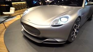 خودروهای سوپراسپرت و برقی ناشناخته در نمایشگاه ژنو ۲۰۱۹