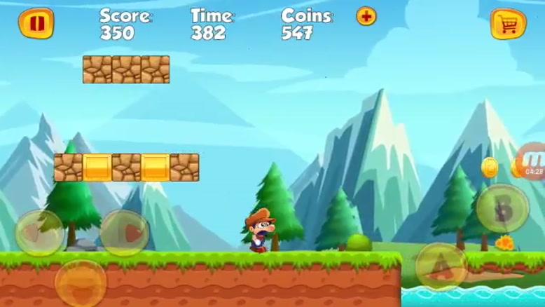 تریلر بازی موبایل  Super Bino Go ۲۰۱۹