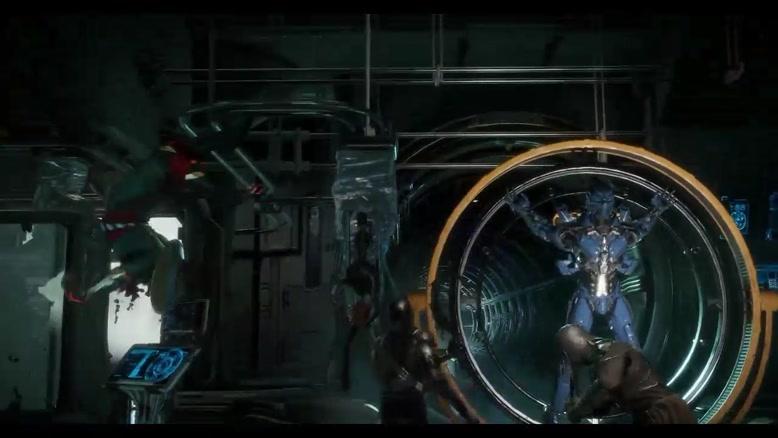 تریلر معرفی Noob Saibot  در بازی Mortal Kombat 11
