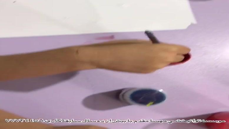 بهترین توانبخشی تهران 09357734456 آموزش رنگها با بازی