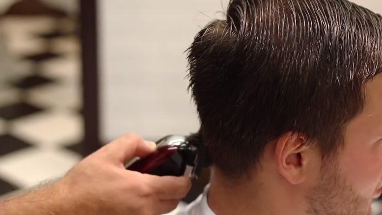 فید موی مردان