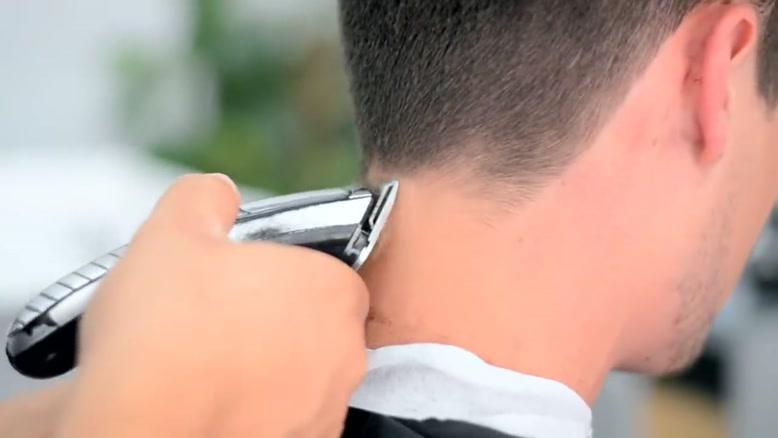 کوتاهی موی مردانه