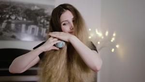 صاف کردن راحت موها