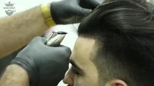 آموزش کوتاهی مو و ریش مردان