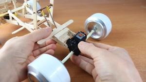 ساخت ماشین کنترلی RC
