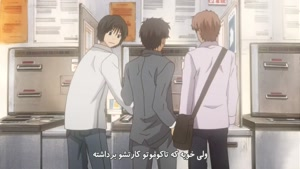 انیمه عاشقانه Hachimitsu to Clover  عسل و شبدر قسمت ۲۱ با زیرنویس فارس