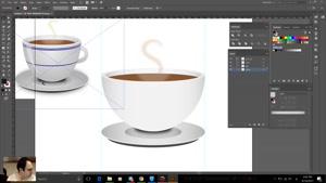 آموزش Adobe Illustrator  استاد سعید طوفانی - قسمت ۱۳