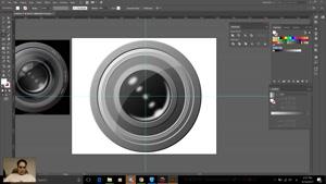 آموزش Adobe Illustrator  استاد سعید طوفانی -  قسمت ۱۵