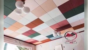 سقف کاذب آشپزخانه و کناف