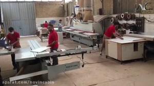 کارخانه تولید انواع دکوراسیون داخلی