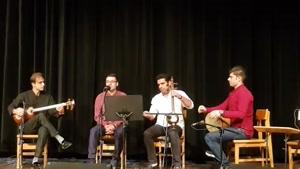 آموزش آواز صداسازی محمود عبدالملکی  شب به گلستان تنها منتظرت بودم