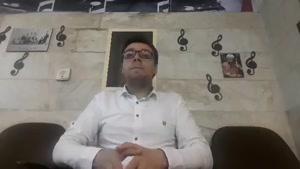 آموزش صداسازی آموزش آواز آموزش خوانندگی محمود عبدالملکی قسمت دوم  سلفژ