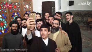 aparat.com _ مهران رجبی و علی عطشانی از ساخت پارادایس می گویند