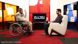 aparat.com _ ناگفته های جانباز مدافع حرم از جنگ سوریه