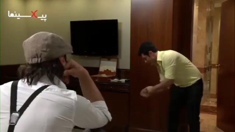 Namasha.com - مجموعه ساخت ایران ۱ ، سکانس پانتومیم بازی کردن غلام