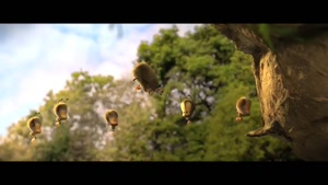 Namasha.com - انیمیشن کوتاه عسل آبی