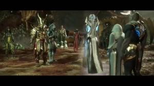 Namasha.com - تریلر داستانی بازی Mortal Kombat ۱۱