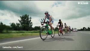 tamasha.com -  حرفه ای ترین دوچرخه سوارانی که تا به حال دیدید !