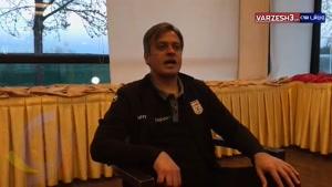 tamasha.com - مصاحبه نوروزی اختصاصی ورزش سه با رضا شاهرودی