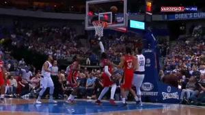 10tamasha.com - حرکت برتر بسکتبال NBA در شب گذشته