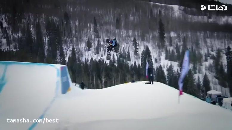 tamasha.com -  عشق و حال زیادش خوبه ! اسکی تو برفش خوبه !