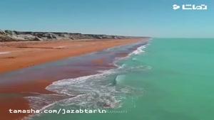 tamasha.com -  ساحل زیبای چابهار