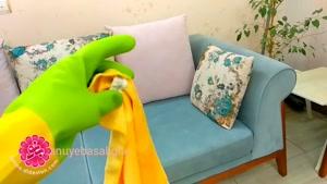 didestan.com -لکه زدایی مبلمان در خانه