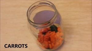 طرز تهیه ترشی هویج