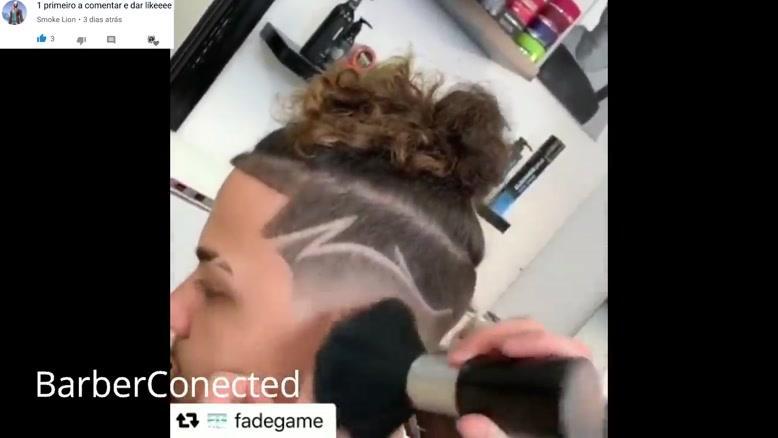💈✂️ آموزش مدل دهی و طراحی موی سر مردانه