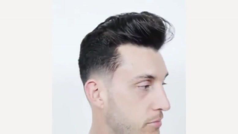 آموزش آرایش مو و ریش بلند