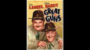 تفنگ های بزرگ - Great Guns 1941