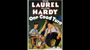 یک حرکت صحیح - One Good Turn 1931