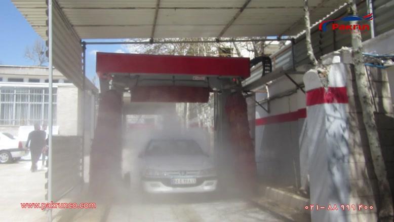 کارواش دروازه ای اتوماتیک M&#146Nex 22 HP - نمایندگی مدیران خودرو رودهن