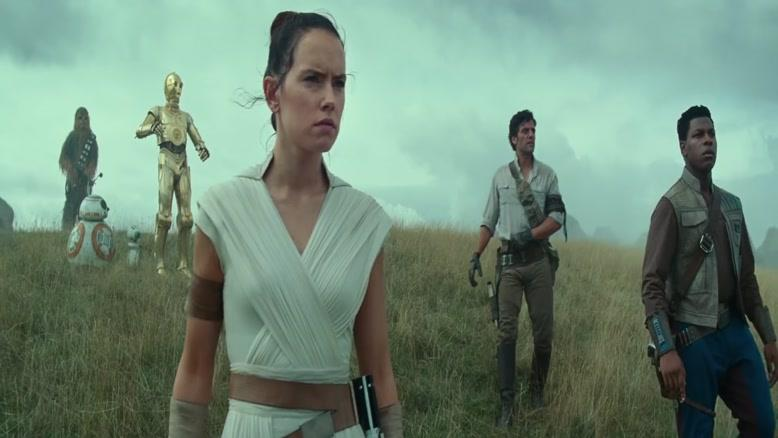 تریلر فیلم جدید Star Wars: The Rise of Skywalker 2019