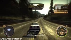 سکانس پایانی بازی خاطره انگیز Need for Speed: Most Wanted