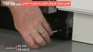 آموزش تعمیر موتور ماشین ظرفشویی ال جی