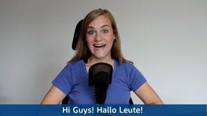 یادگیری زبان آلمانی- لب خوانی با خوانندگان معروف
