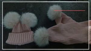 ۱۸ طرح جدید بافت کلاه دخترانه