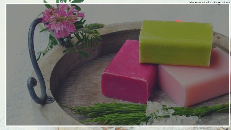 ساخت صابون عطری در منزل