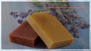 بیش از ده ها طرح جدید برای ساخت صابون