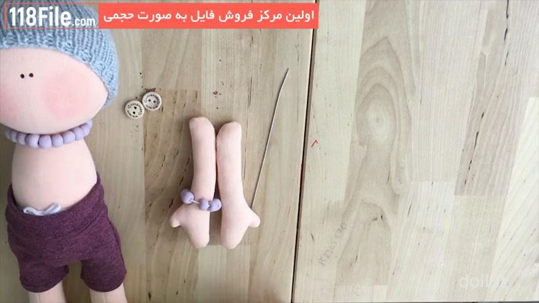 آموزش تکنیک های دوخت عروسک روسی