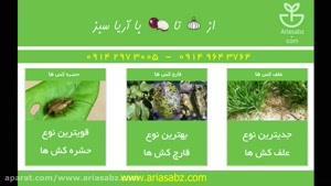 قویترین سم علف کش خارجی مزارع چغندرقند و سویا | select super