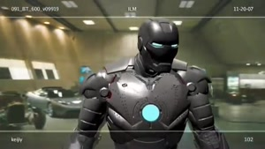 جلوه های ویژه _ The Visual Effects Of Iron Man