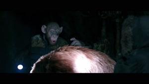 جلوه های ویژه و پشت صحنه سیاره میمون ها قسمت 8