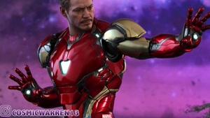 شخصیت تونی استارک _ Iron Man در اونجرز